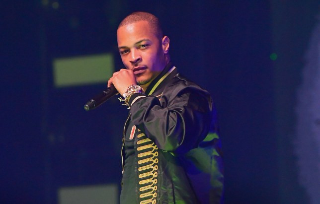 ATLANTA, GA - JUNE 18: T.I. performs in Concert during the Hustle Gang Tour at Coca-Cola Roxy on June 18, 2017 in Atlanta, Georgia.(Photo by Prince Williams/Wireimage)