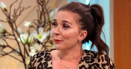 Candice Brown in tears as she reveals abuse from trolls ahead of wedding Credit: ITV