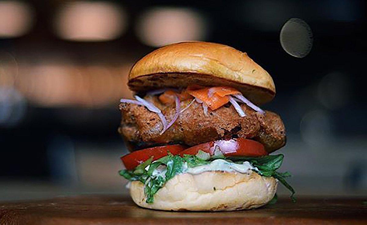 London jerk chicken restaurant goes vegan
