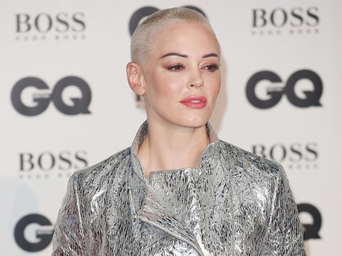 Rose McGowan gives powerful speech at GQ Awards: 'What I do isn't for women, it's for men'