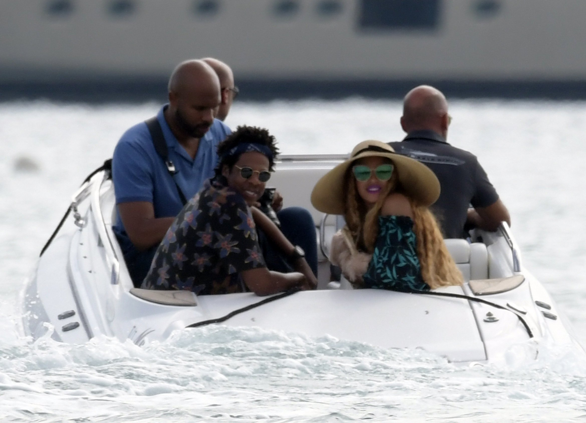 Beyonce thanks Beyhive for 'monumental year' as she celebrates birthday with Italian getaway