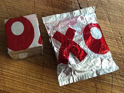We've been opening OXO cubes wrong this whole time