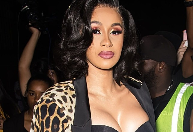 Cardi B and sister Hennessy Carolina arrive to Jeremy Scott SS19 fashion show during New York Fashion Week. 06 Sep 2018 Pictured: Cardi B. Photo credit: MEGA TheMegaAgency.com +1 888 505 6342