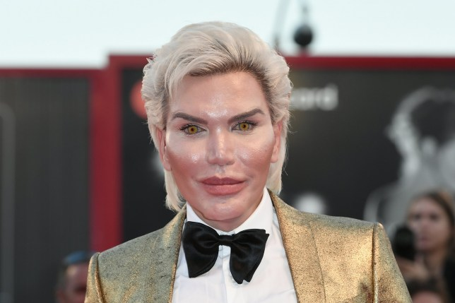 Mandatory Credit: Photo by Maria Laura Antonelli/REX/Shutterstock (9865814cg) Rodrigo Alves '22nd July' premiere, 75th Venice International Film Festival, Italy - 05 Sep 2018
