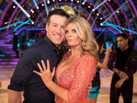 BBC rubbish 'nonsense' claims Susannah Constantine 'hated every minute' of Strictly Come Dancing