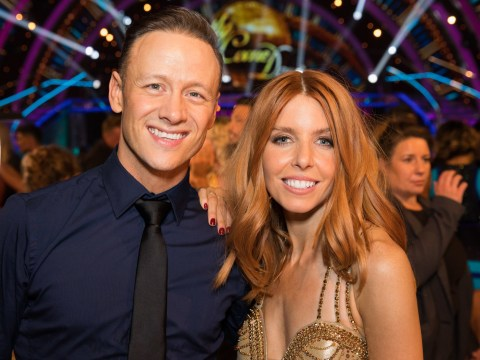 Stacey Dooley 'moves in with boyfriend Kevin Clifton' as their relationship heats up