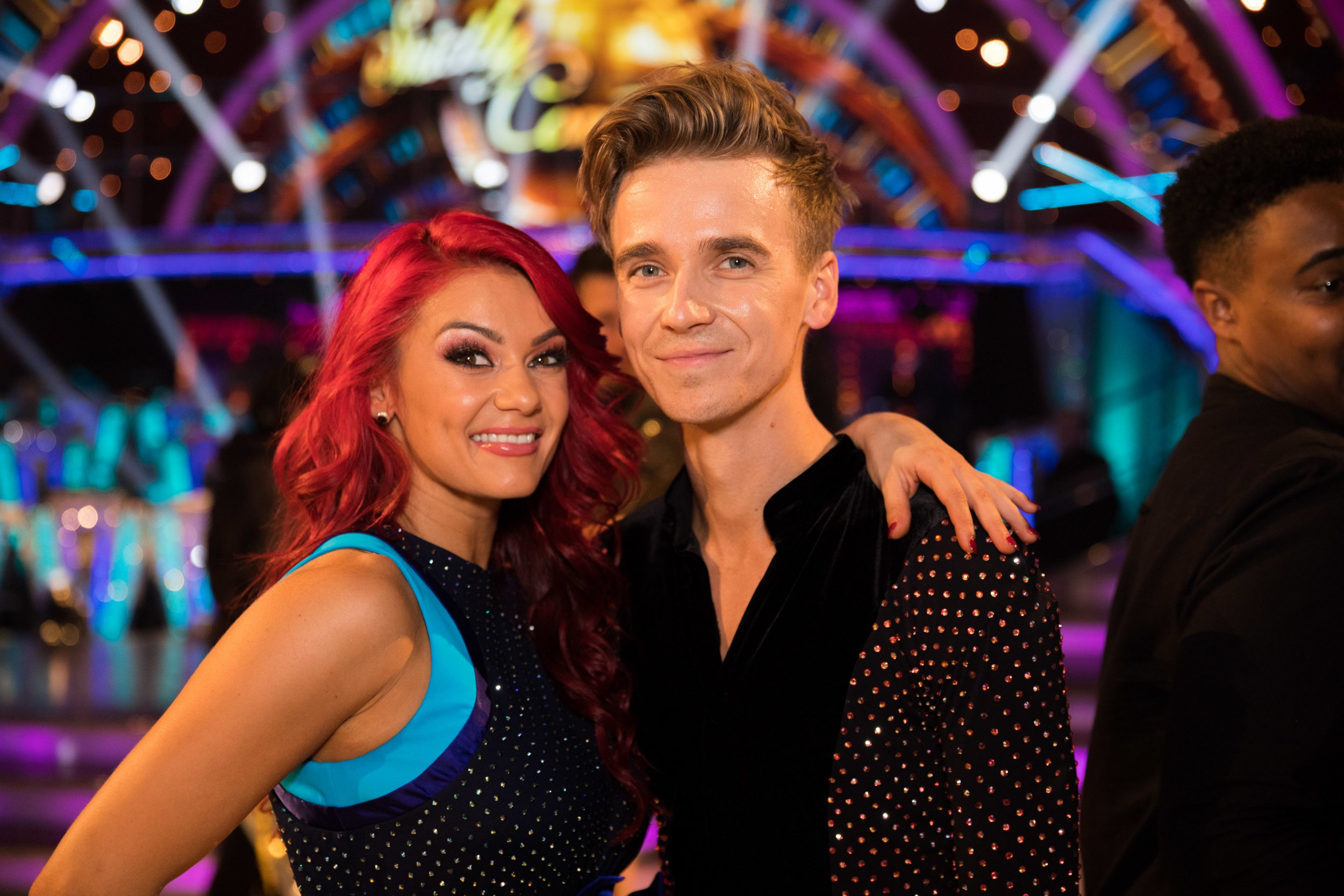 'Strictly curse' claims another as Dianne Buswell splits with Anthony Quinlan