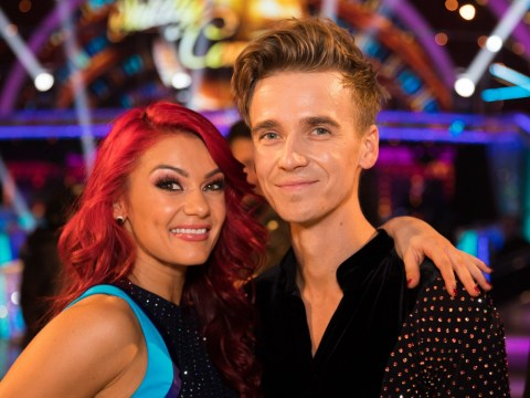 Strictly's Joe Sugg addresses romance rumours with partner Dianne Buswell