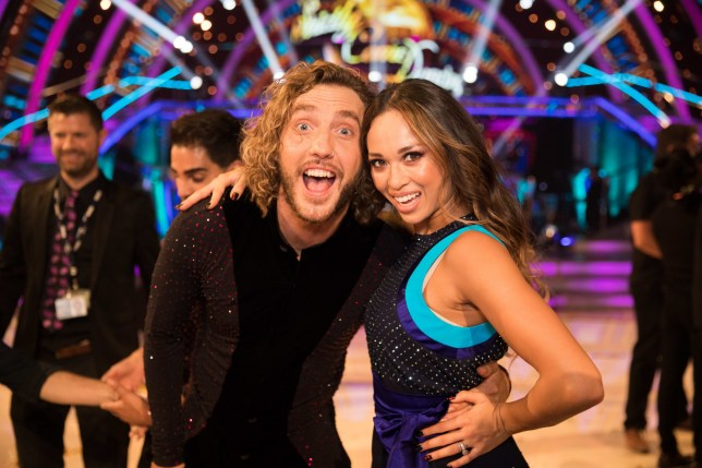 EMBARGOED TO 2100 SATURDAY SEPTEMBER 8 For use in UK, Ireland or Benelux countries only Undated BBC handout photo of Seann Walsh and Katya Jones during the return of the BBC One show, Strictly Come Dancing. PRESS ASSOCIATION Photo. Issue date: Saturday September 8, 2018. See PA story SHOWBIZ Strictly. Photo credit should read: BBC/PA Wire NOTE TO EDITORS: Not for use more than 21 days after issue. You may use this picture without charge only for the purpose of publicising or reporting on current BBC programming, personnel or other BBC output or activity within 21 days of issue. Any use after that time MUST be cleared through BBC Picture Publicity. Please credit the image to the BBC and any named photographer or independent programme maker, as described in the caption.