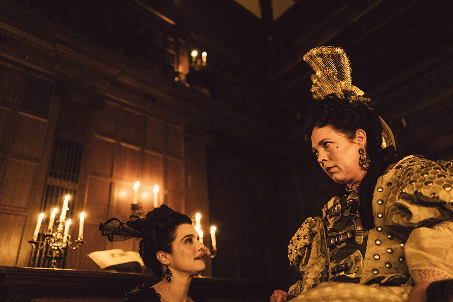 Where was The Favourite movie filmed?