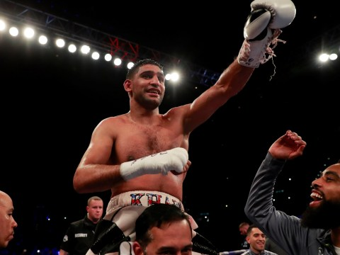 Amir Khan wants Manny Pacquiao fight over domestic showdown with Kell Brook
