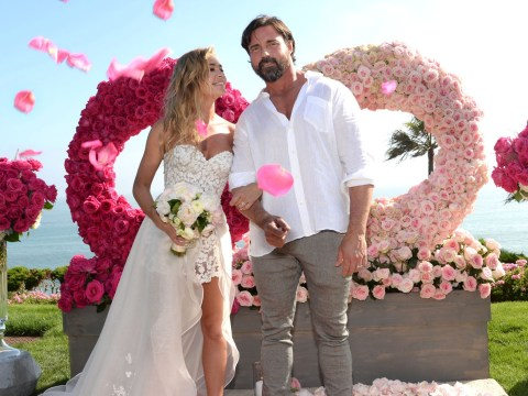 Denise Richards marries Aaron Phypers in surprise wedding – two days after announcing engagement