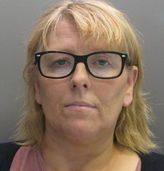 "Samantha Drinkwater, 49. See Masons copy MNPRISON: A 'love struck' prison teacher has today (mon) been jailed for having sex with a convicted murderer who she smuggled porn and cannabis behind bars for. Samantha Drinkwater, 49, was working in the education department at high security HMP Whitemoor when she struck up the relationship with inmate Michael Gregory. She was caught on surveillance cameras committing 'a number of sexual acts' with the inmate, described as a ""dangerous individual""."