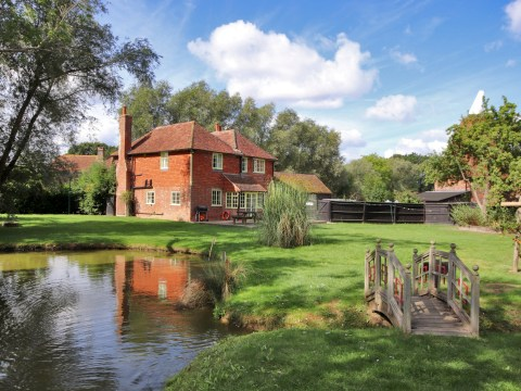 Farmhouse setting of The Darling Buds of May is selling for £3 million