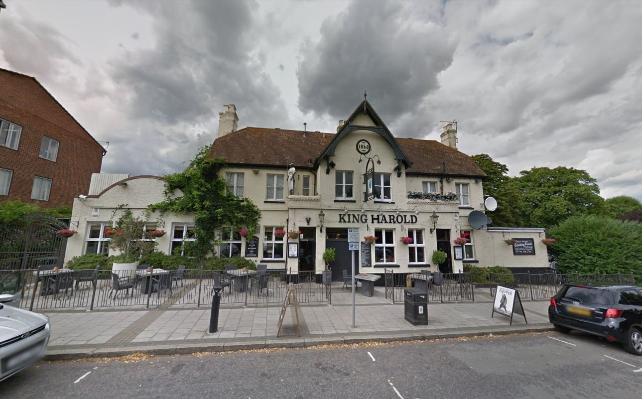 Boy, seven, dies after falling off wall at pub