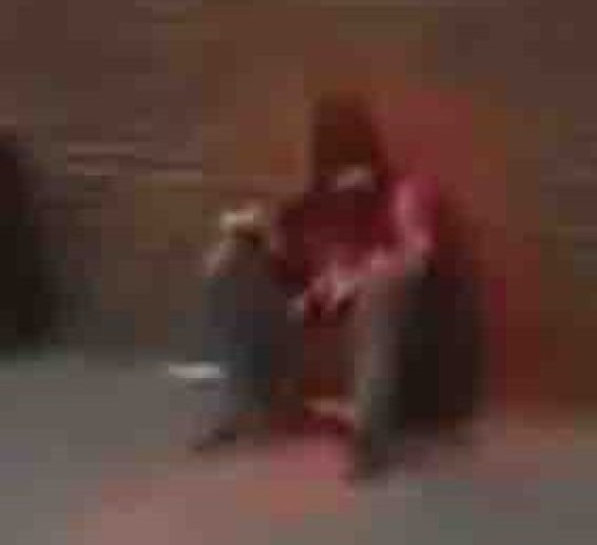 A shocking video has emerged online showing a man appearing to boast how a ?beggar? was sprayed with paint on a Teesside street. The eight-second clip was uploaded to Facebook where a man brags ?this is how we deal with the beggars on the street,? claiming ?he?s not even a beggar.? In the footage the victim can be seen sat down against a wall at the back of The Shed micropub near to the Tesco Express store in Normanby , covered in what appears to be red spray paint. Teesside Live has since spoken to the man who had been sprayed who said he is ?genuinely homeless?. Beggar was spray painted by a man saying he wasn't homeless. It happened at the back of The Shed near Tesco Express in Normanby.