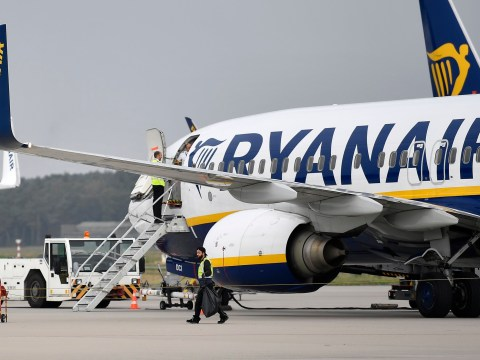 When is the Ryanair strike and which flights are cancelled?