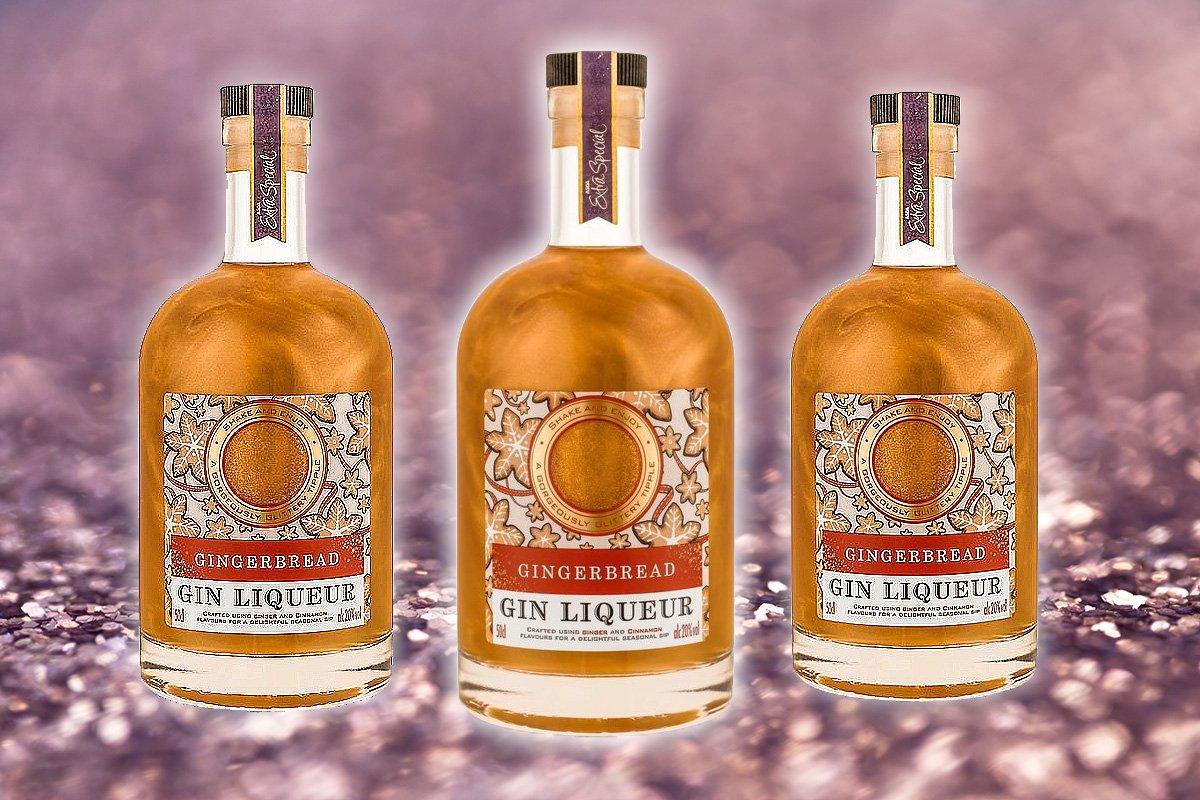 Gingerbread gin Provider: Asda/ Getty