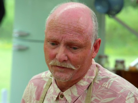 Why wasn't Terry on Bake Off this week and is he coming back?
