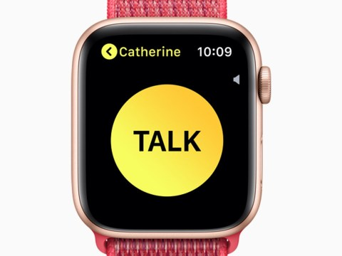 Apple Watch's cool Walkie-Talkie mode will finally be arriving on September 17