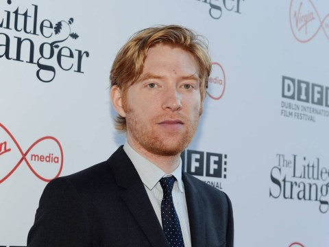 Does Domhnall Gleeson's beard suggest Star Wars' Hux has quit the day job?