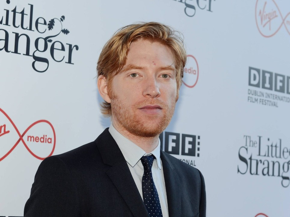 Guests arrive at the Irish Premiere of The Little Stranger at The Lighthouse Cinema, Dublin, Ireland - 12.09.18. Featuring: Domhnall Gleeson Where: Dublin, Ireland When: 12 Sep 2018 Credit: WENN.com **Not available for publication in Ireland**