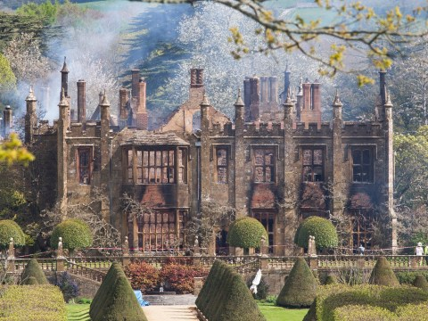 Mansion that burned down in 'suspicious circumstances' is on sale for £3 million