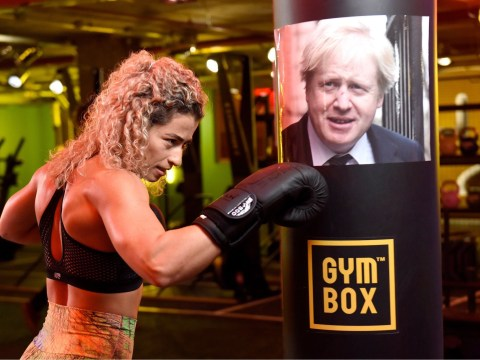 'Brexfit' is the new workout that lets you punch Boris Johnson in the face