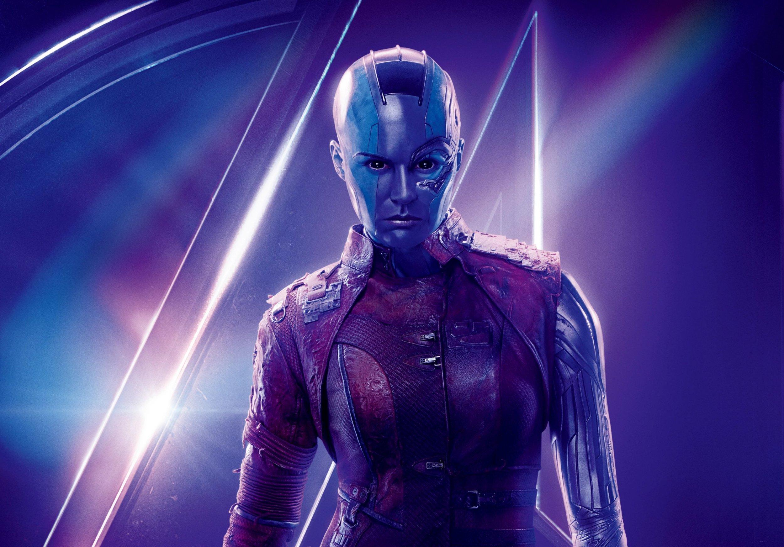 Karen Gillan basically confirms Avengers 4 will include time travel