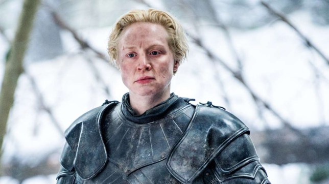 Gwendoline Christrie admits friends couldn't see why she'd want to play 'ugly' Brienne of Tarth