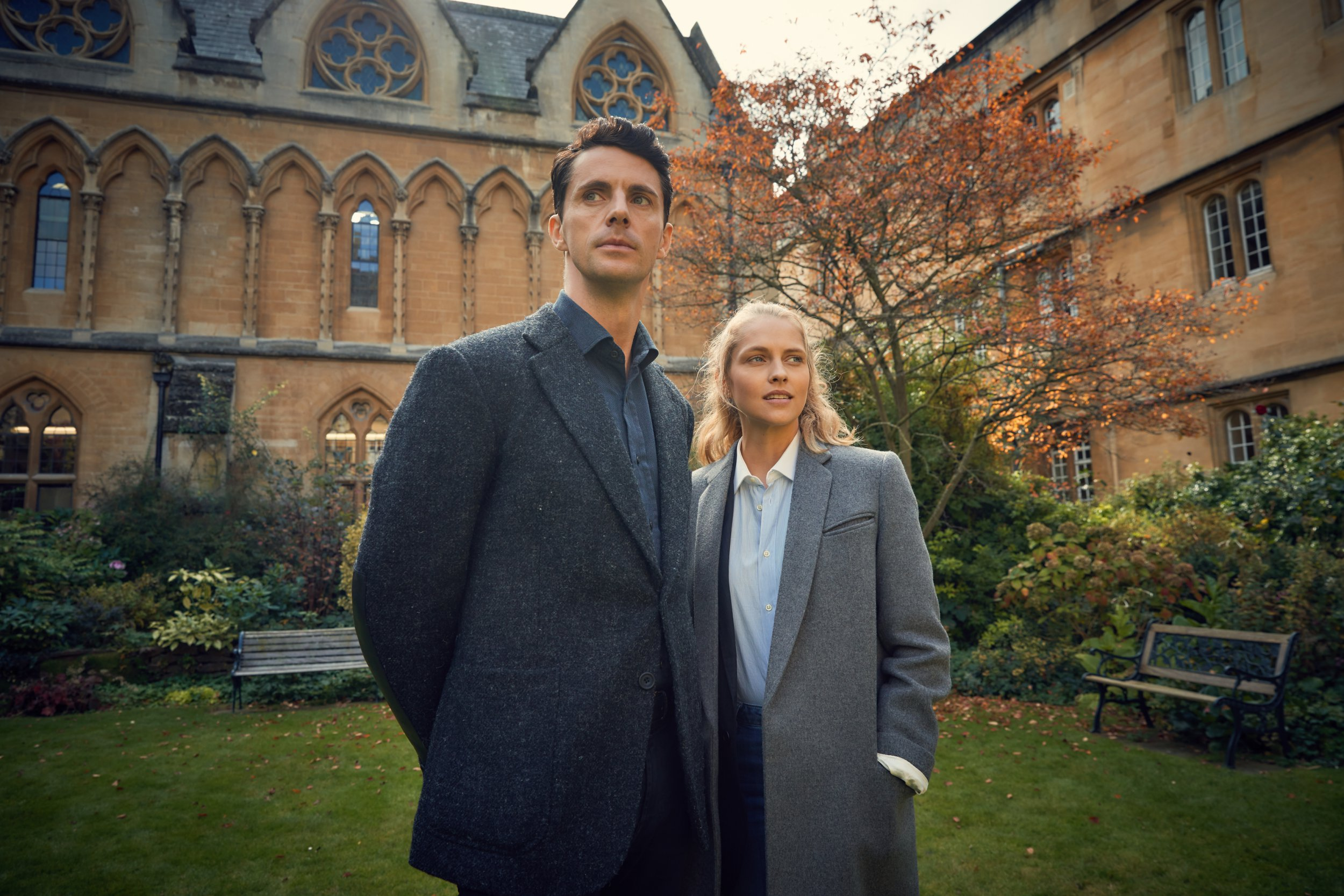 A Discovery Of Witches episode one review: Matthew Goode steals the show as a seductive vampire