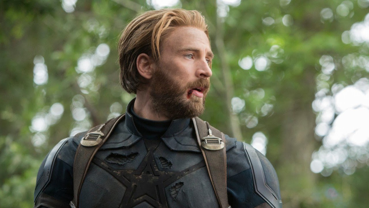 Chris Evans' final line as Captain America in Avengers 4 is 'really dumb'