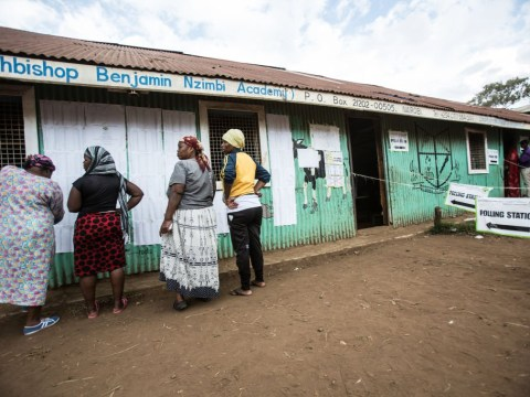 Girls in Kenya forced to have sex in exchange for sanitary pads