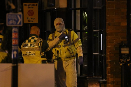Couple fall ill at Prezzo in Salisbury city hit by Novichok