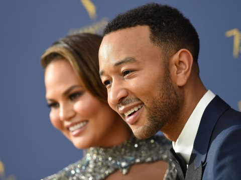Chrissy Teigen admits John Legend is a 'pushover' parent wrapped around his daughter's fingers