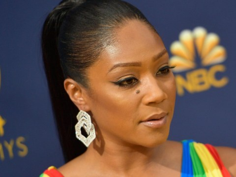 Tiffany Haddish slams 'rude' Emmys reporters as she takes to press room following win