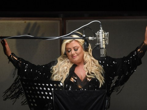 Gemma Collins to make a bid for Christmas number one?