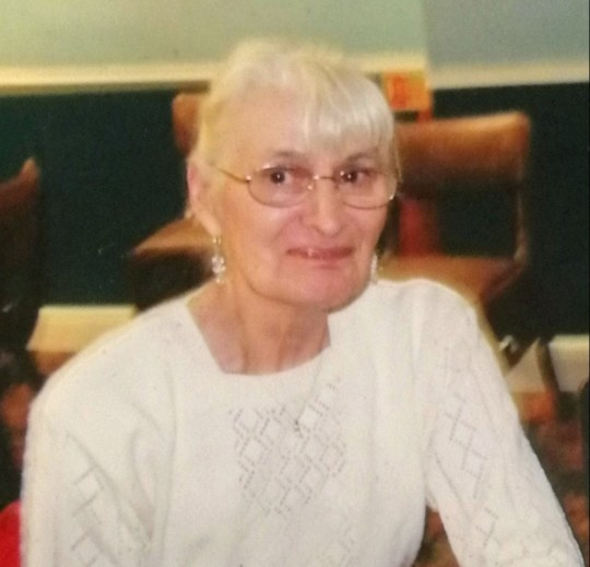 "Family handout photo of Irene Collins. A seven-stone police dog was in ""prey drive"" when it repeatedly bit the 73-year-old woman during a search for a suspect, his handler told an inquest. PRESS ASSOCIATION Photo. Issue date: Tuesday September 18, 2018. Mrs Collins, who had cancer and chronic obstructive pulmonary disease, stumbled after Pc Mark Baines told police dog Dano to initially release her from his jaws. See PA story INQUEST Dog. Photo credit should read: Family handout/PA Wire NOTE TO EDITORS: This handout photo may only be used in for editorial reporting purposes for the contemporaneous illustration of events, things or the people in the image or facts mentioned in the caption. Reuse of the picture may require further permission from the copyright holder."