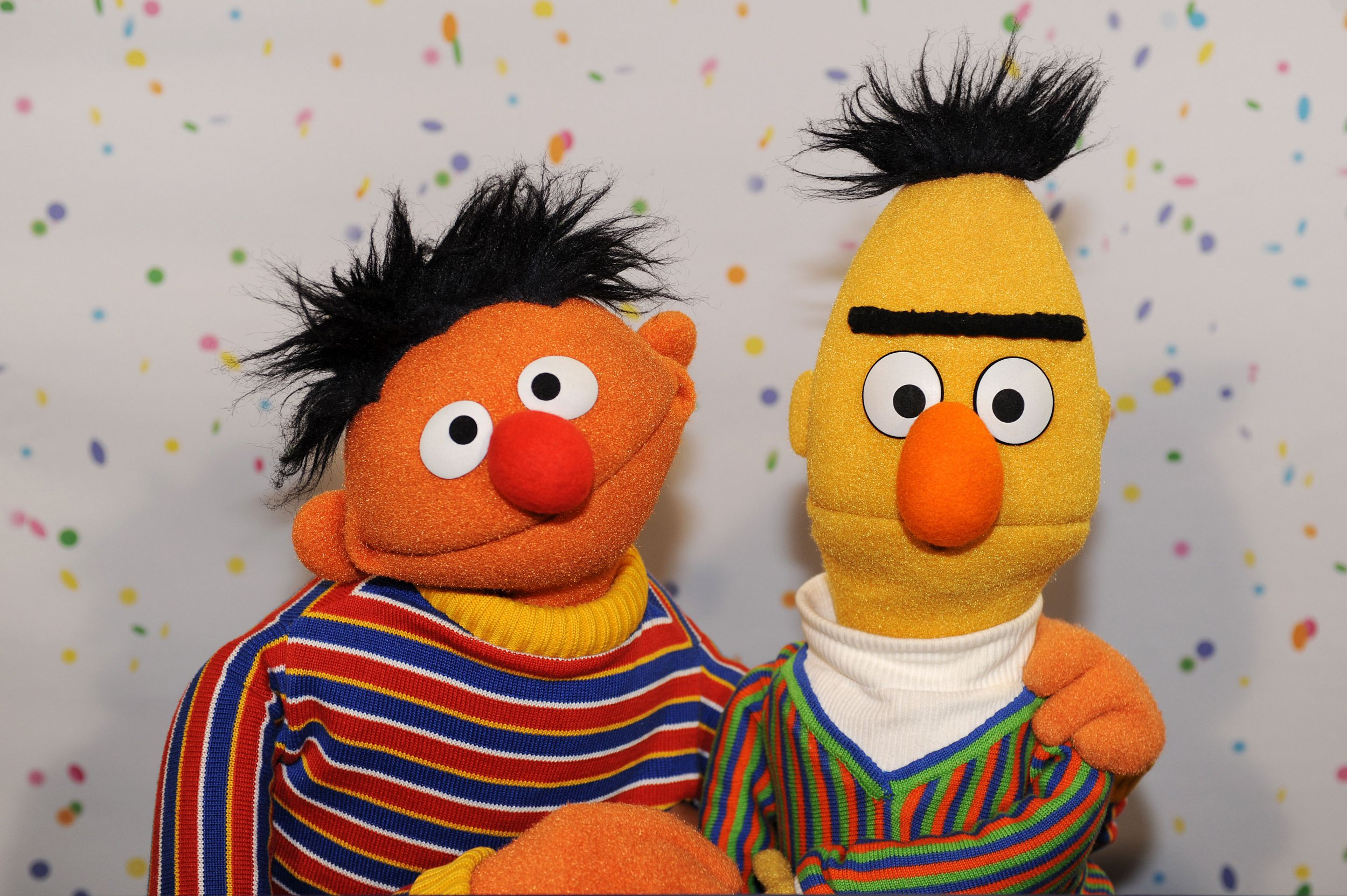 Bert And Ernie Sesame Street