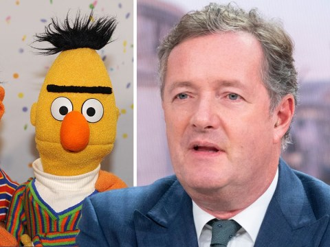 Piers Morgan claims Bert and Ernie are 'clearly gay' as he rips into Sesame Street sexuality statement