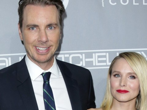 Kristen Bell smokes in front of sober husband Dax Shepard: 'It doesn't seem to bother him'