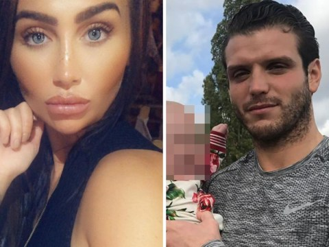 Lauren Goodger's ex Joey Morrison released from jail after serving nine years of sentence