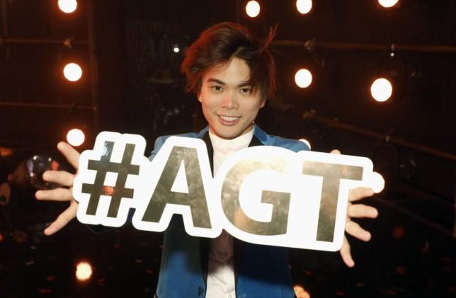 Shin Lim in America's Got Talent