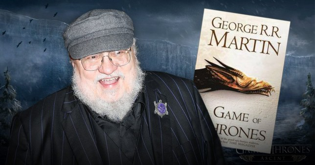 Cast of Game of Thrones arrives for the HBO Emmy party at the Pacific Design Center in Los Angeles, CA. 17 Sep 2018 Pictured: George R R Martin. Photo credit: profX/MEGA TheMegaAgency.com +1 888 505 6342