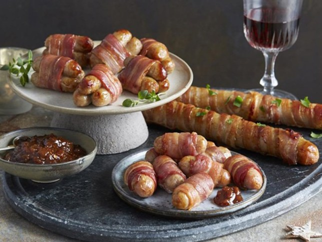Aldi is launching a footlong pig in blanket (Picture: Aldi)