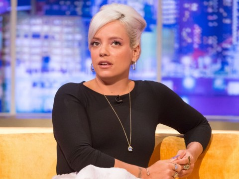 Lily Allen claims sleeping with a woman didn't feel like cheating on ex-husband