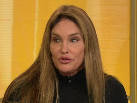 Is Caitlyn Jenner's life being turned into a movie? Star refuses to deny rumours as she opens up about Kylie Jenner's pregnancy