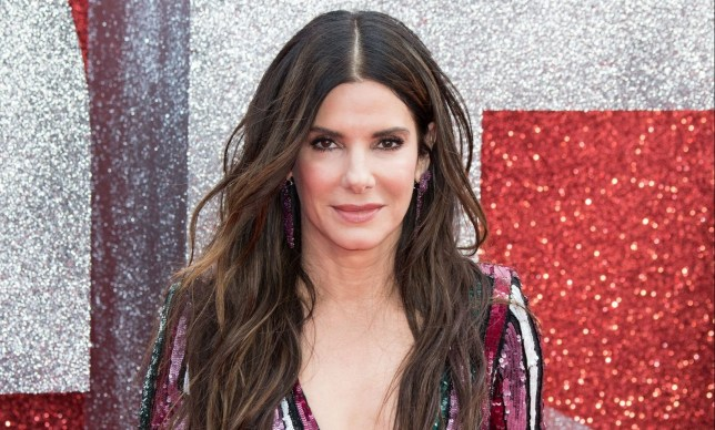 LONDON, ENGLAND - JUNE 13: Sandra Bullock attends the 'Ocean's 8' UK Premiere held at Cineworld Leicester Square on June 13, 2018 in London, England. (Photo by Jeff Spicer/FilmMagic)