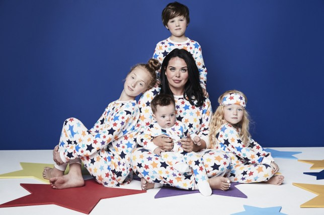 15049923a8c Matalan launches pyjamas for the whole family in support of Alder Hey  Children's Charity