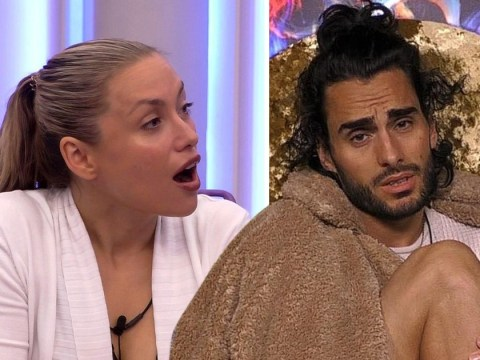 Big Brother: Lewis F comes clean over feelings to Kay – but he's put himself on a sex ban